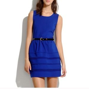 Madewell Dress size small Blue Gorgeous!